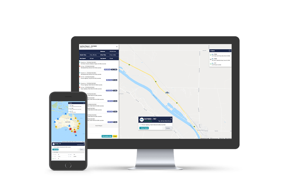 ViperTraks GPS Vehicle Tracking Software Lets You Manage Your Fleet On Desktop And Mobile Devices